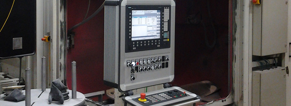 CNC Retrofit with Siemens Sinumerik 840Dsl